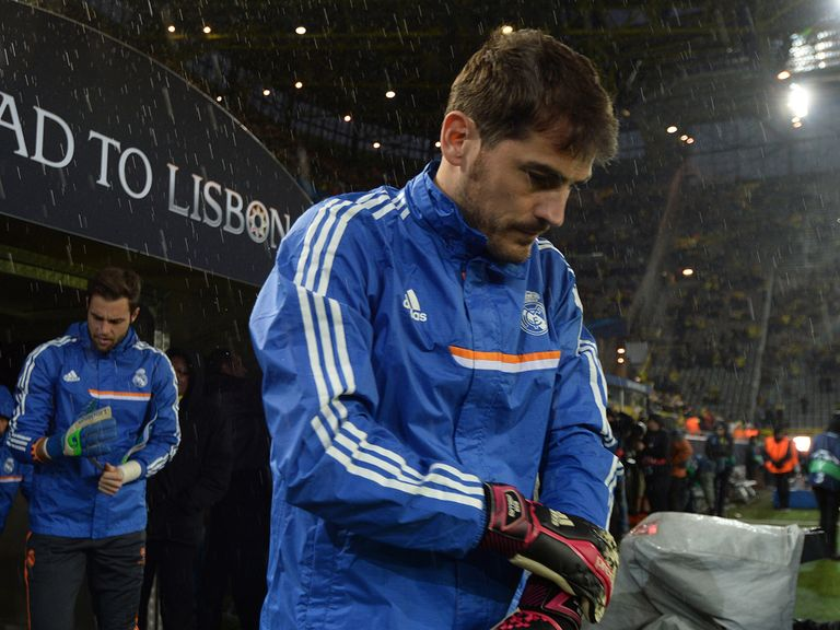Casillas: Timely wake-up call for Real Madrid in Germany