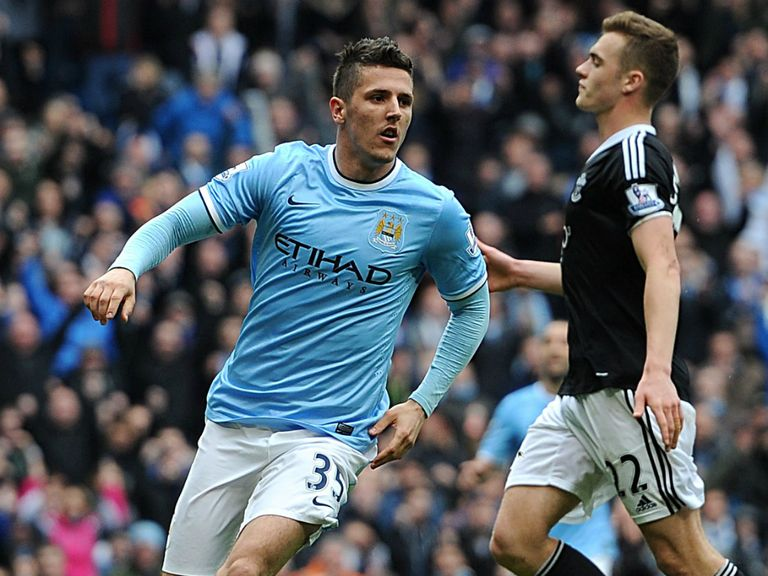 Stevan Jovetic: Endured a difficult first season in English football