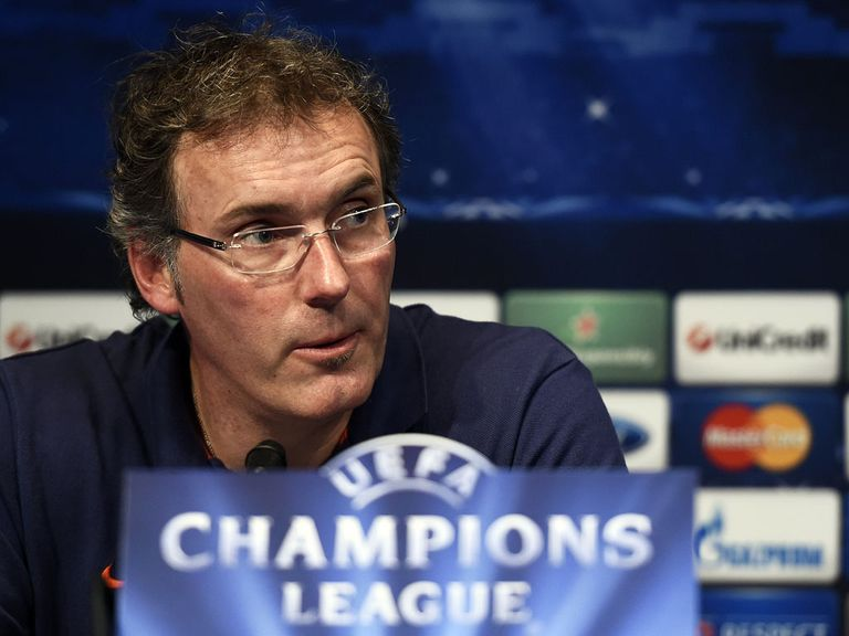 Blanc: Will come up against Mourinho on Wednesday