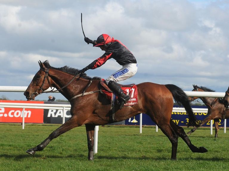 Lion Na Bearnai: Donn's choice to land the Crabbie's Grand National
