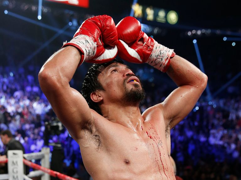 Manny Pacquiao: Will fight on November 22