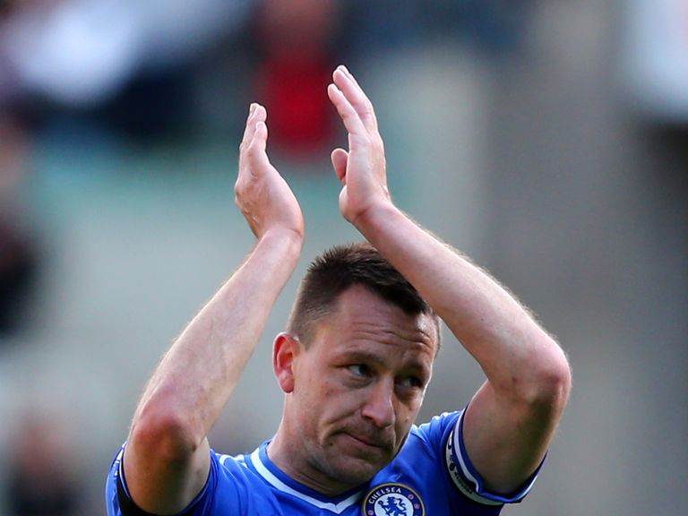 John Terry: Reportedly wants to remain at Chelsea