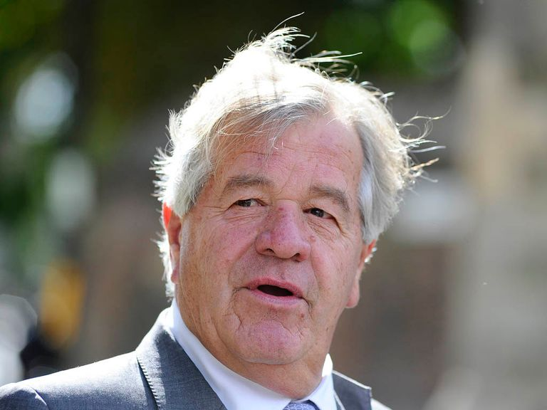 Sir Michael Stoute: Trains our tip of the day at Windsor