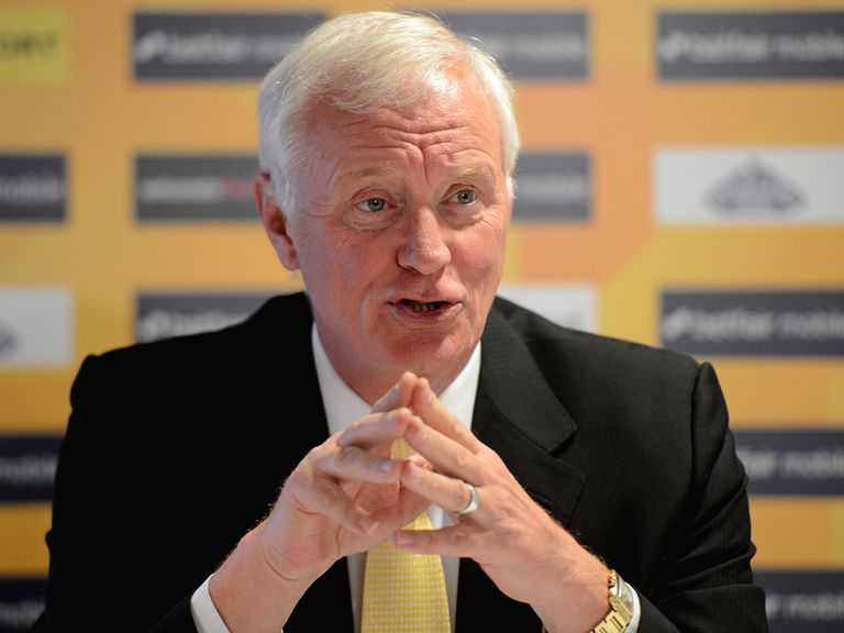 Barry Hearn: Looking for a buyer