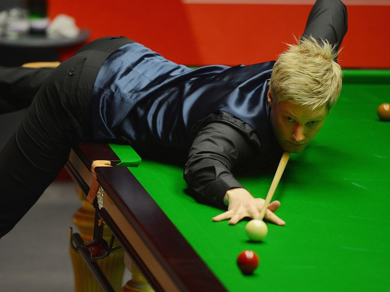 Neil Robertson: Thrashed Jamie Jones 5-0