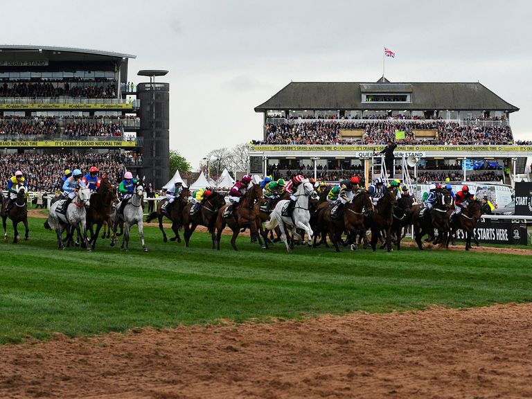 Grand National false start is subject to a BHA enquiry