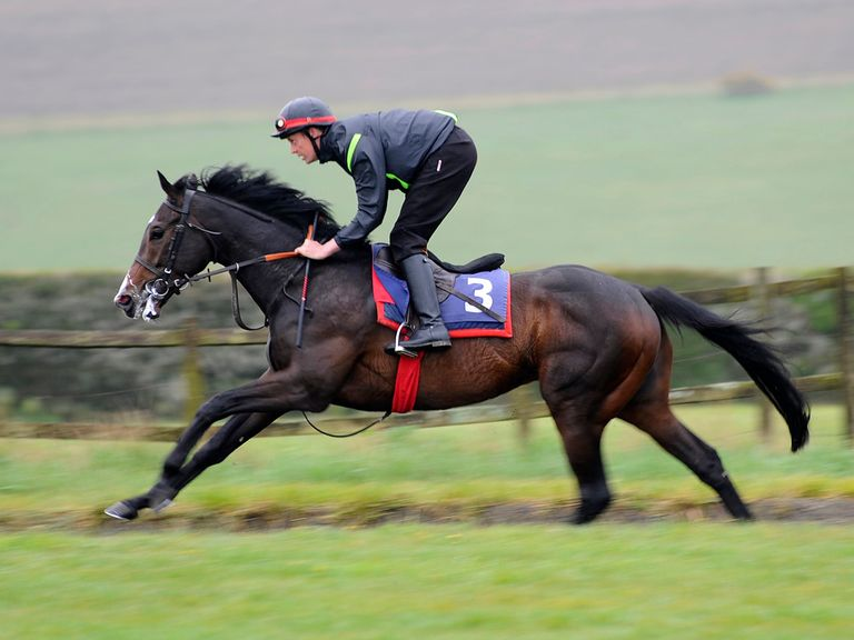 Toormore: Come on for his Craven run
