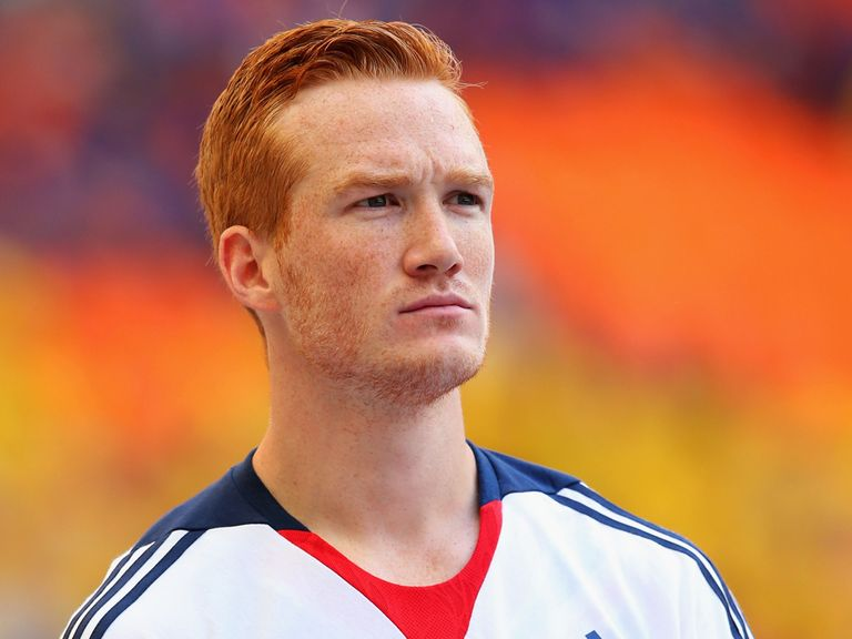Greg Rutherford: Set a new British record in California