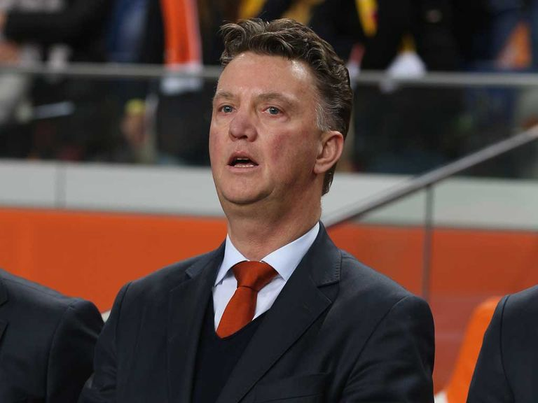 Louis van Gaal: Age no barrier to United role