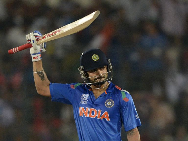 Virat Kohli can lead the way with the willow for India