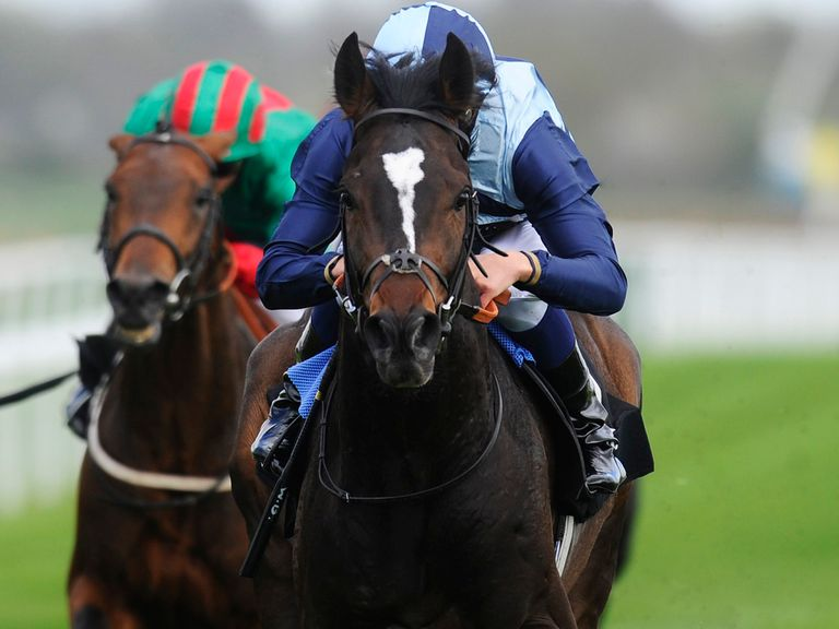 Western Hymn can advertise his Classic credentials