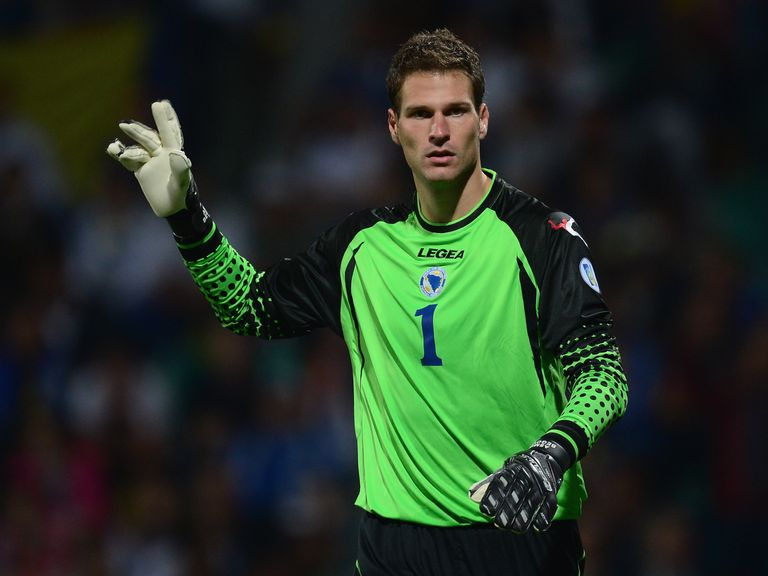 Asmir Begovic: Stoke 'keeper could enjoy a strong start to the season