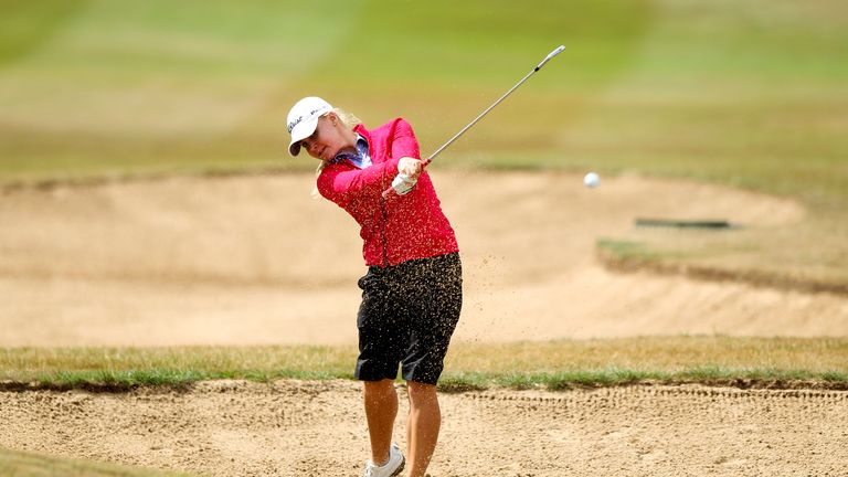 Charley Hull: watch the British teenager in action at the ISPS Ladies European Masters with Sky Tickets.