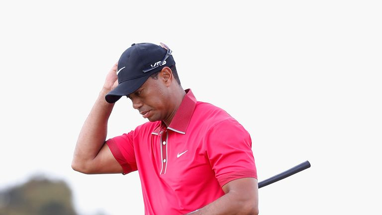 Tiger Woods: Out of action since March but making progress