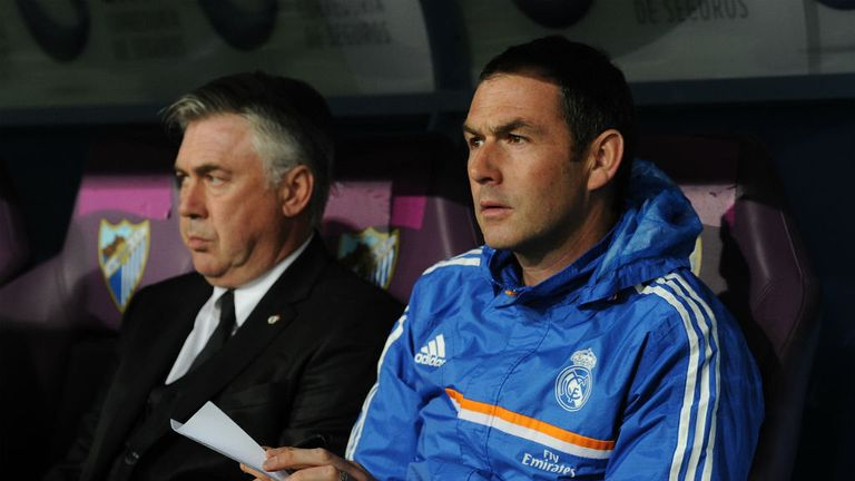 Paul Clement: Has worked alongside Carlo Ancelotti at Chelsea, PSG and Real Madrid