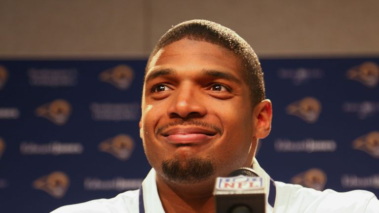 "The focus on Michael Sam's sexuality is ""laudable"", says Veness"