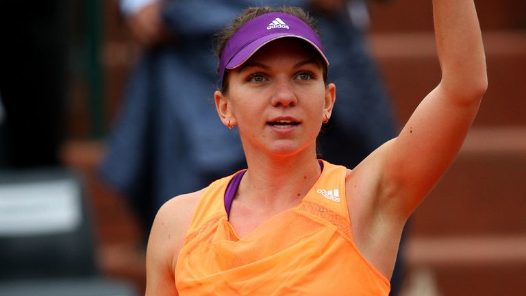 Simona Halep: Fourth seed cruised past Spain's Maria-Teresa Torro-Flor