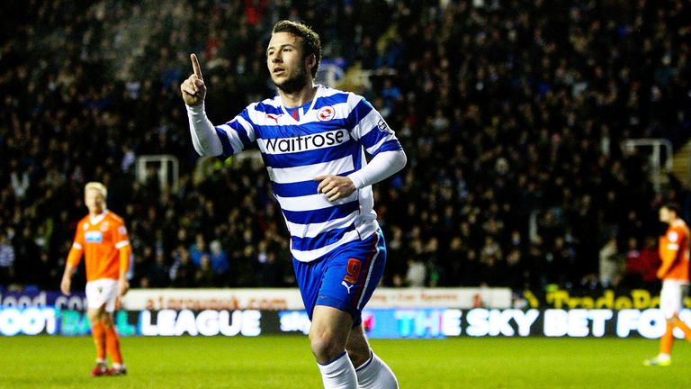 Adam Le Fondre: Off to Cardiff after a successful spell with Reading
