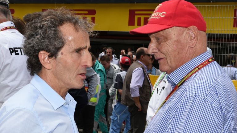 Alain Prost: Small problems can quickly become big problems