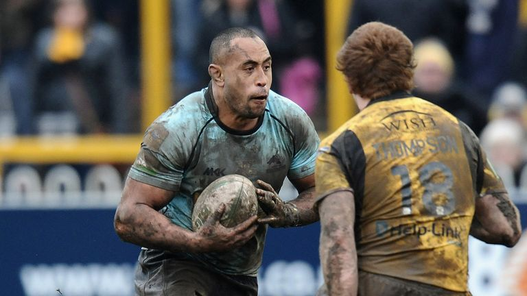 Antonio Kaufusi: Has returned to the Giants after a loan spell with Bradford Bulls