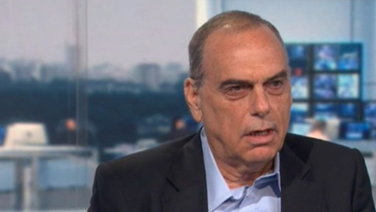 Avram Grant: Could be next Nigeria boss