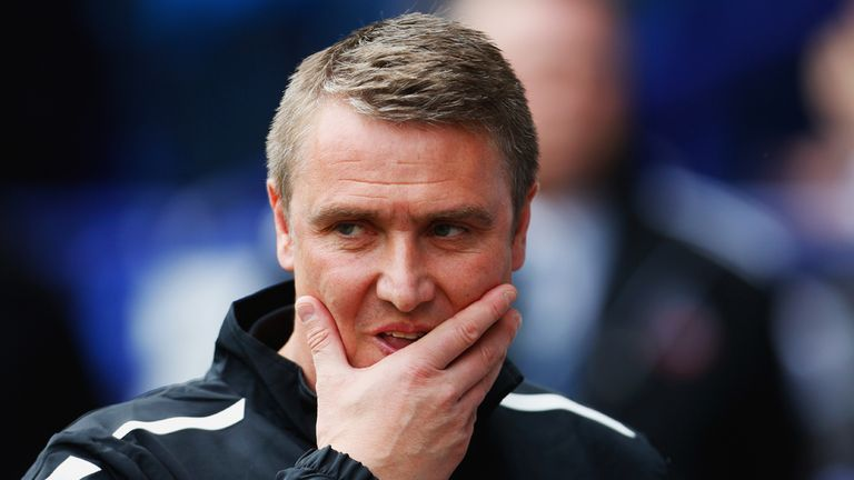 Lee Clark: Weighing up his options
