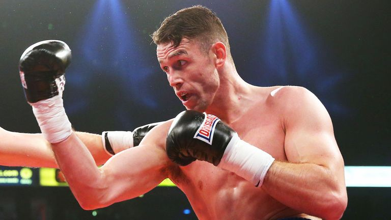 Callum Smith: Back in action this month against Tobias Webb