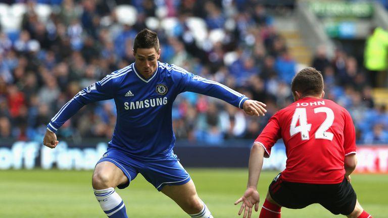 Fernando Torres: Chelsea striker linked with Atletico Madrid return