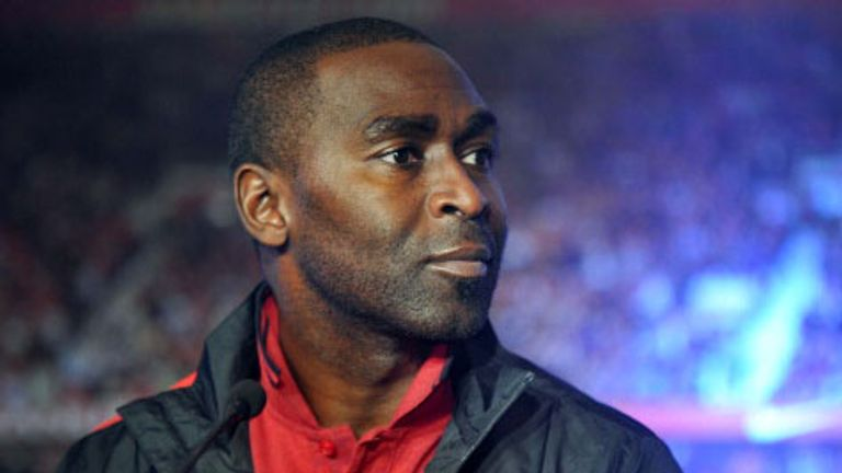 Andy Cole: Believes Louis van Gaal is the right man to manage United