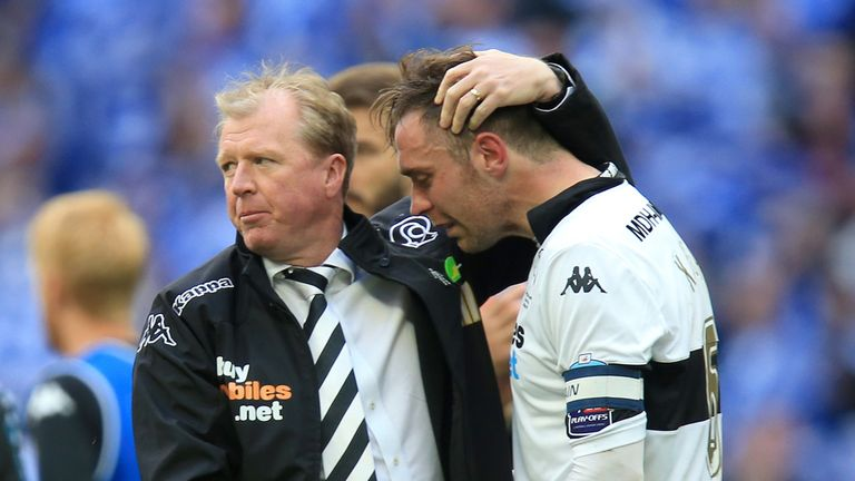 Derby suffered play-off heartache last term but will be up there again
