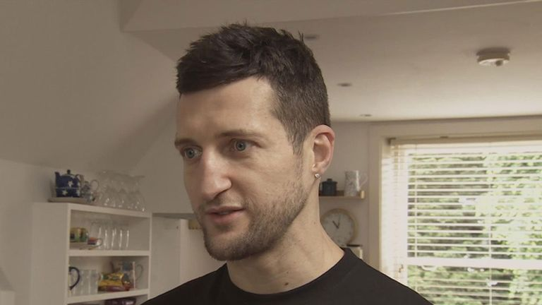 Carl Froch: Preparing for the biggest fight of his career