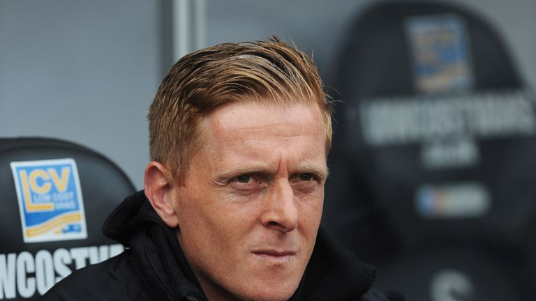 Garry Monk: Looking to improve