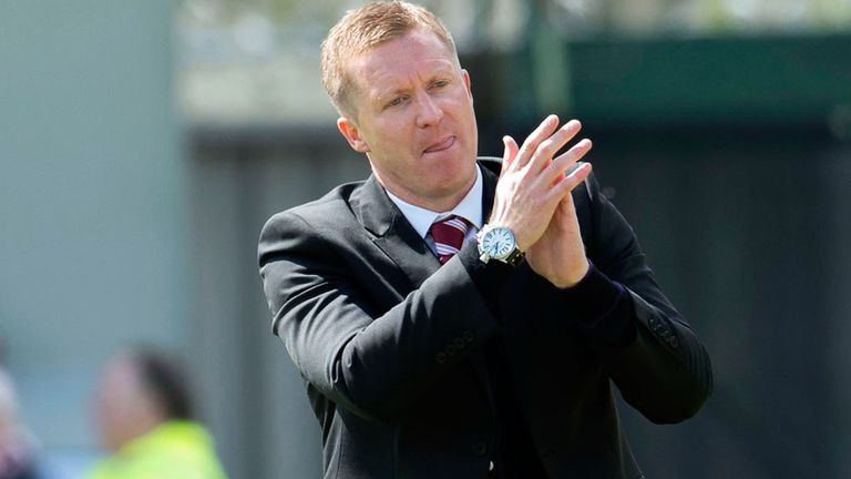 Gary Locke: Back at Rugby Park as assistant boss