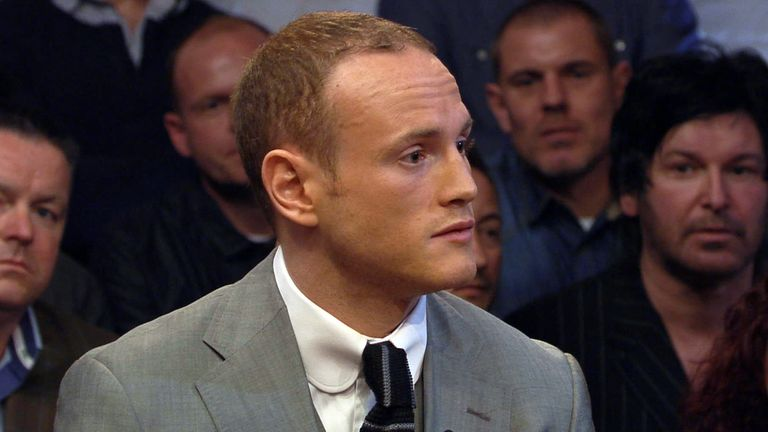 George Groves: Has signed a deal with promoter Sauerland