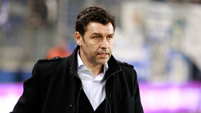 Hubert Fournier: New Lyon boss