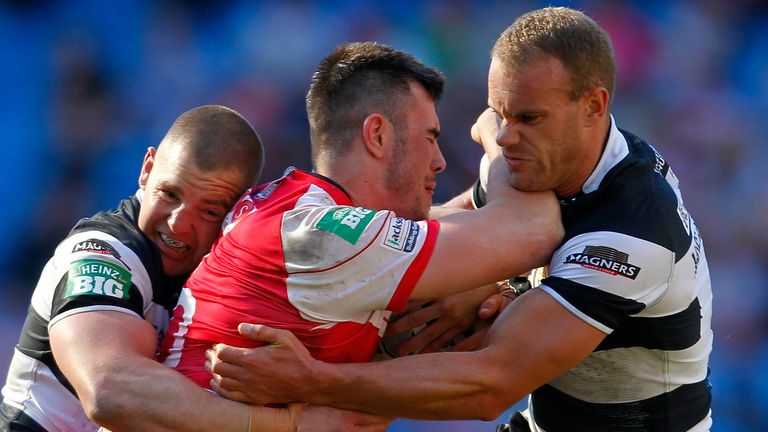 Expect Hull KR v Hull FC to be as tasty as it was last year!