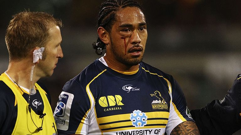 Joe Tomane: Suffered a broken cheekbone against the Sharks