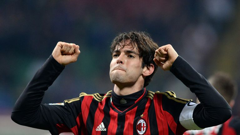 Kaka: AC Milan midfielder linked with Orlando City move