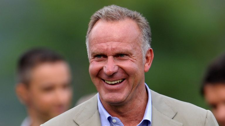 Karl-Heinz Rummenigge: Schalke and Borussia Monchengladbach have hit back at the Bayern Munich chairman
