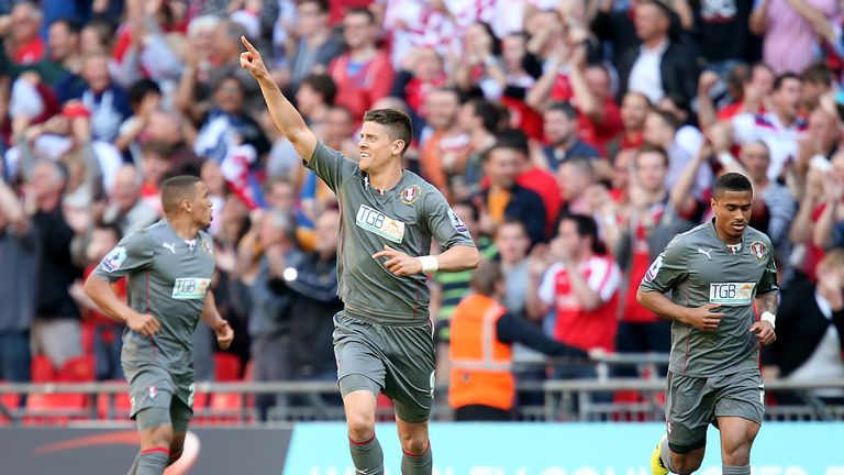Alex Revell: Could be set for move
