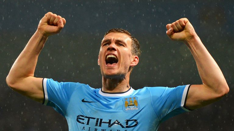 Edin Dzeko: Produced when it matters