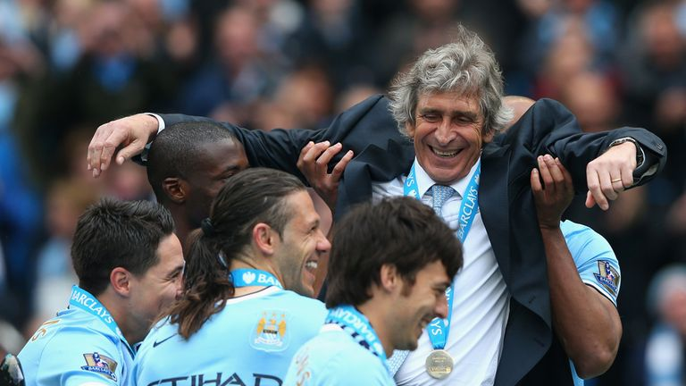 Manuel Pellegrini: Healed rifts in squad
