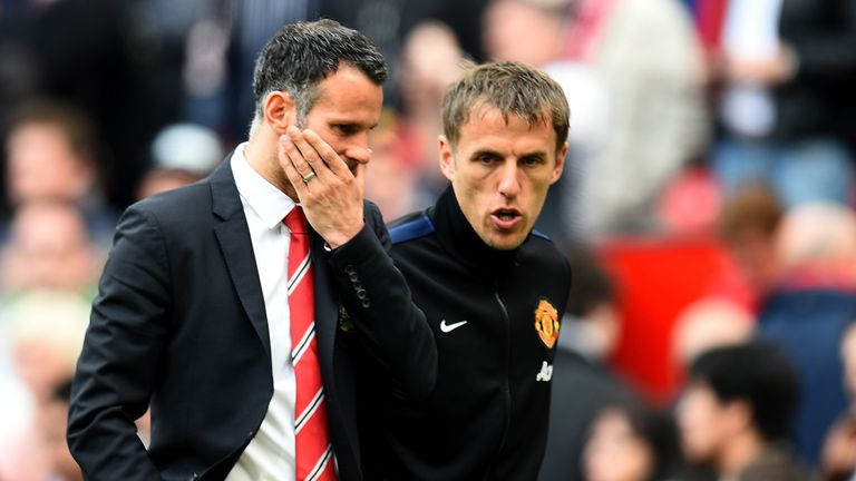 Ryan Giggs: Faces uncertain future at Manchester United