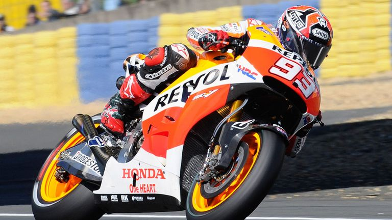 Marc Marquez: Continued winning run