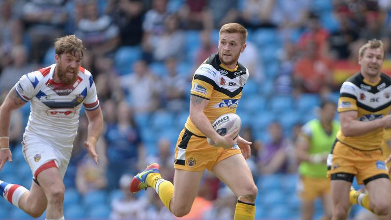 Marc Sneyd: Could be prised away from Salford at the right price