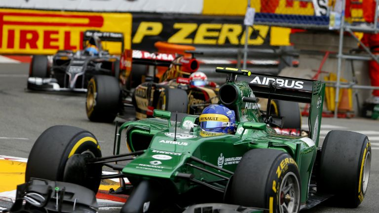 Marcus Ericsson: Finished 11th in Monaco GP