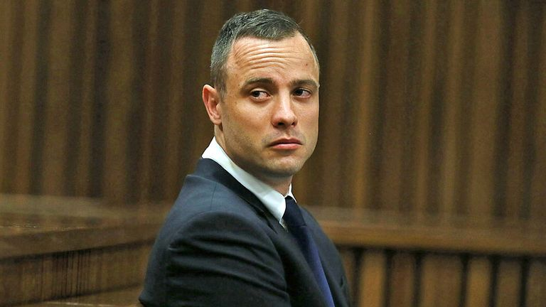 Oscar Pistorius murder trial resumes today.