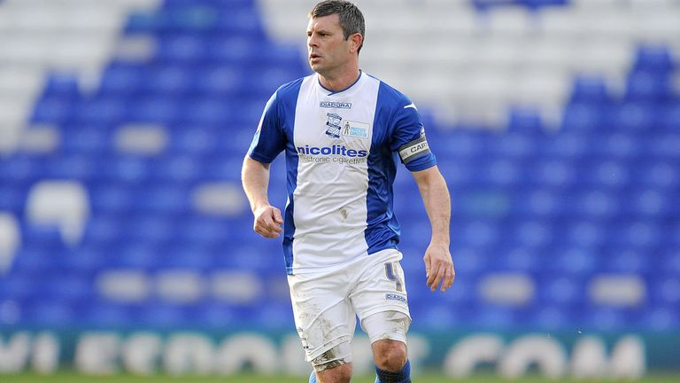 Paul Robinson: Kept on at St Andrews