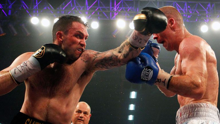 Paul Smith: Expects to face Arthur Abraham in the Autumn