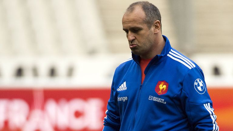 Philippe Saint-Andre: Looking forward to France's Australian challenge